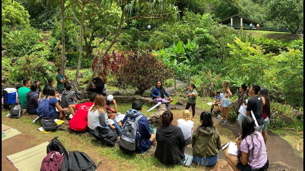 UH Maui College STEM education video featured in NSF showcase