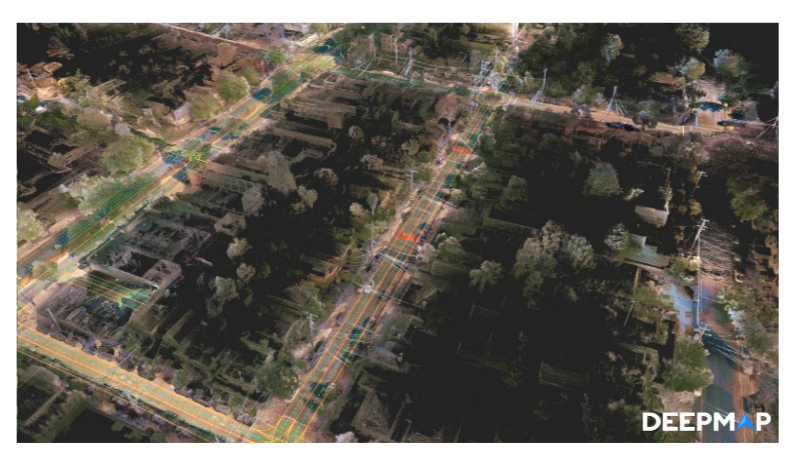 NVIDIA Acquires DeepMap, Enhancing Mapping Solutions for the AV Industry